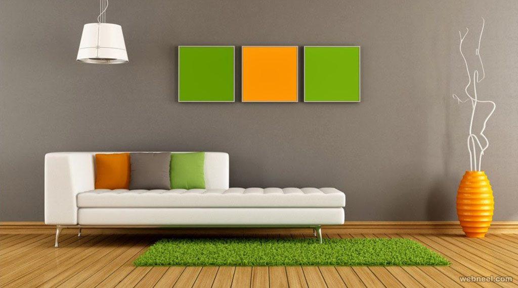 Interior & Exterior Paint Works